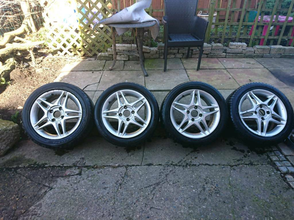 Honda Speedline Alloys In Stockton On Tees County