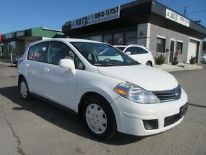 2012 Nissan Versa 1,8 CVT transmission, Excellent on gas!