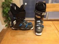 Salomon quest 80 men ski boots 8 uk size
