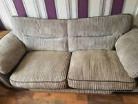 FREE 3 seater sofa *damaged*