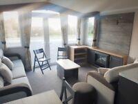 Brand new 2018 static caravan including fees/Skegness/Mablethorpe/Ingoldmells/entertainment/lakes