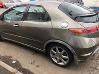 ((( DIESEL))) HONDA CIVIC 2.2 I-CDTi *FSH*MOT-1 YEAR *EXCELLENT like Ford Focus mazda 3