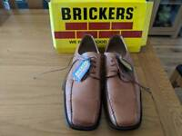 Mens Brickers New Leather Shoes