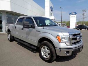 2014 FORD F-150 4WD SUPER CREW 157'' WB XLT / 157'' / Bluetooth