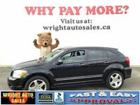 2007 Dodge Caliber R/T| SUNROOF| AIR CONDITIONING| 107,305KMS| $