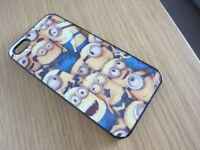 iPhone 5 case with minions design