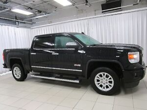 2015 GMC Sierra Z71 ALL TERRAIN 4x4 EDTN CREW CAB 4DR 6PASS.  TH