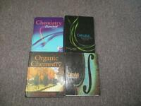 ORGANIC CHEMISTRY 4 EDITION,CALCULUS,5&6 EDITION university book