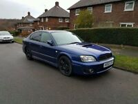 subaru legacy twin turbo manual limited b4 edition project