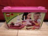 Duplo Lego cupcake set
