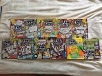 Set of 11 Tom Gates books! Children 6 and above.