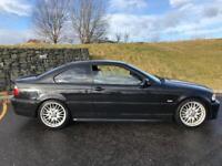 BMW 325CI M SPORT COUPE AUTOMATIC