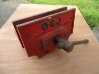 CARPENTERS WOODWORKING VICE