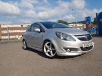 Vauxhall corsa sri 1.4 petrol ideal first car or cheap run about