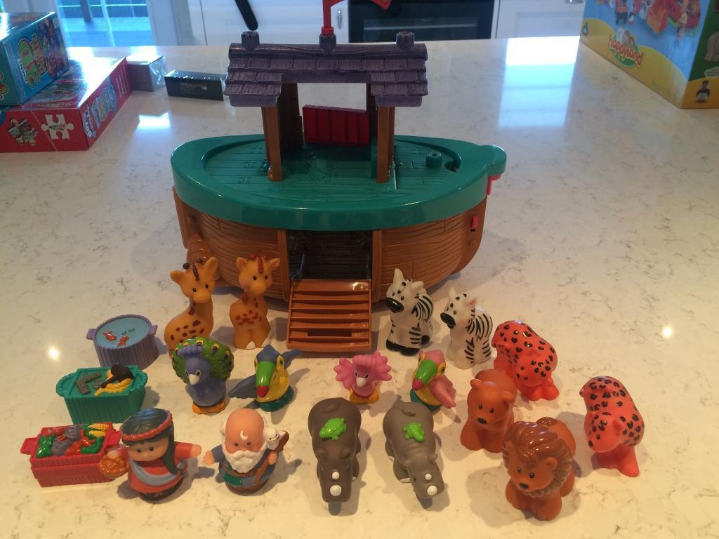 Like new Fisher-Price Noah's Ark