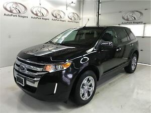 2013 Ford Edge SEL / NAVIGATION / LEATHER / SUNROOF