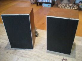 Speakers free to collect
