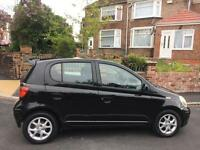2005 TOYOTA YARIS COLOUR COLLECTION 5DR TOP OF THE RANGE LOW MILEAGE