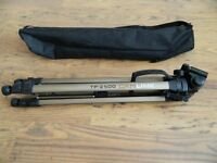 Camlink TP-2500 Aluminium Digital Camera Tripod & Case.