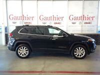 2015 Jeep Cherokee Limited 4WD, Leather, Back Up Cam