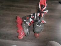 SK8R Inline Skates - Size 2-5