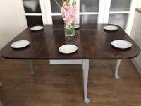 GENUINE EDWARDIAN TABLE FREE DELIVERY LDN🇬🇧SHABBY Chic