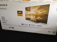 Sony android 4K tv ( spares or repairs )