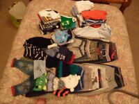 Baby Boys bundle of clothes 9-12 months