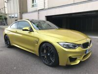 BMW M4 3.0 DCT (s/s) 2dr - All factory options included