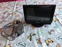 Panasonic Digital Photo Frame, CD player and Radio