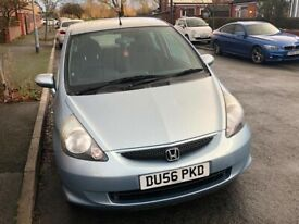 image for 2006 Honda jazz blue 1.4 Petrol automatic