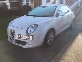 Alfa Romeo Mito Sprint low mile immaculate car