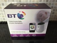 Reduced for a quick brand new never used bt baby monitors