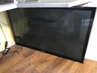 Samsung tv cracked screen