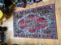 Beautiful multi coloured rug