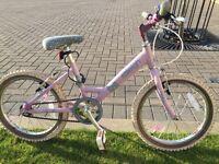 Raleigh Starz 18'' Girls Bike