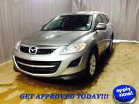 2012 MAZDA CX-9 GS - LOADED WITH LEATHER and APPROVED TODAY!