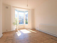 Large split level 2 bed in a period building with sole use of garden.