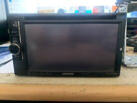 Kenwood DNX4210BT gps media player