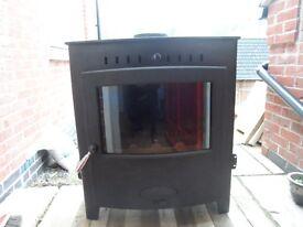 Aarrow Stratford Ecoboiler HE25 Log burner boiler for sale