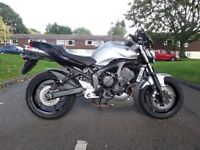 2007 Yamaha FZ6 S2. As you can see it is immaculate with very low mileage under 10000.