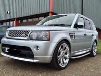 Range Rover Sport V8 diesel