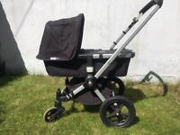 Bugaboo Gecko travel system with extras