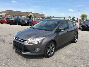 2013 Ford Focus SE / LEATHER / HEATED SEATS/ MOONROOF