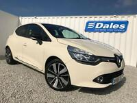 Renault Clio Iconic 25 Nav 1.5 dCi 90 Diesel (renault id - ivory) 2016