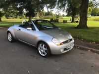 2005 FORD STREET KA CONVERTIBLE CHEAP WINTER BARGAIN PX TO CLEAR
