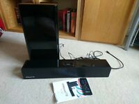 Orbitsound Spatial Stereo Sound Bar with iPod Dock