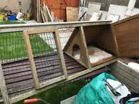 Outdoor Guinea Pig/rabbit cage