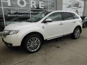 2012 Lincoln MKX AWD Premium Navigation