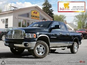 2005 Dodge Ram 2500 SLT/Laramie 5.9 Cummings Diesel,4X4,Leather